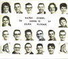 Kenai Central High School class photo of 1959-1960, Kenai 1960